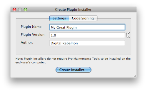 Plugin_Installer_Settings