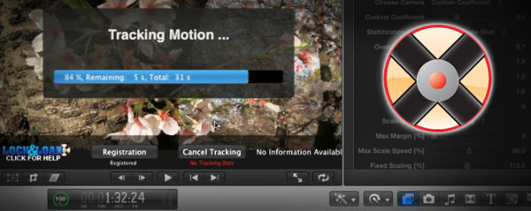 lock and load plugin for Apple's FCPX