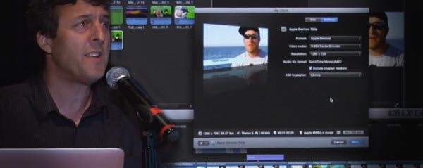 new FCPX features LACPUG