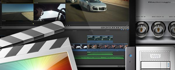 bulding ideal FCPX edit suite