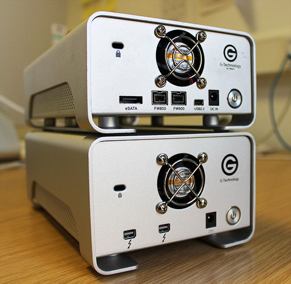 GRAID Thunderbolt 3