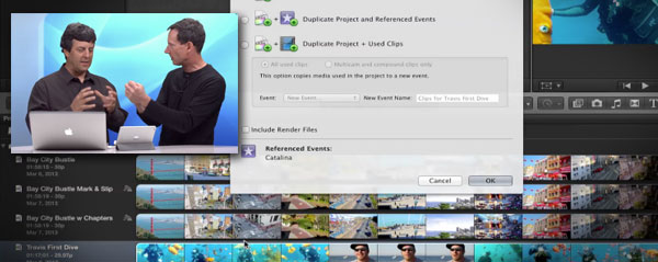 macbreak archive project FCPX