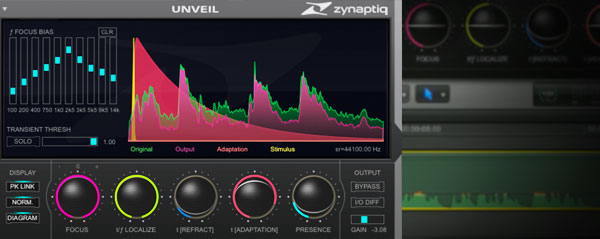 unveil fcpx audio plugin zynaptic