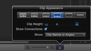 fcpx appearance
