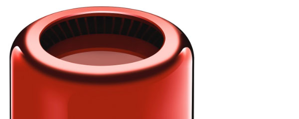 RED mac pro apple mavericks