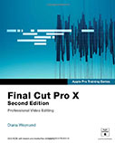 FCPX 1 second edition