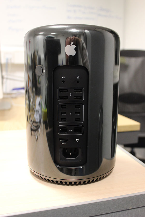 first 24 hours fcpx macpro 3