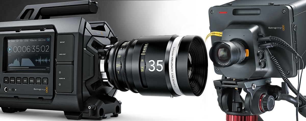 blackmagic cameras nab 2014