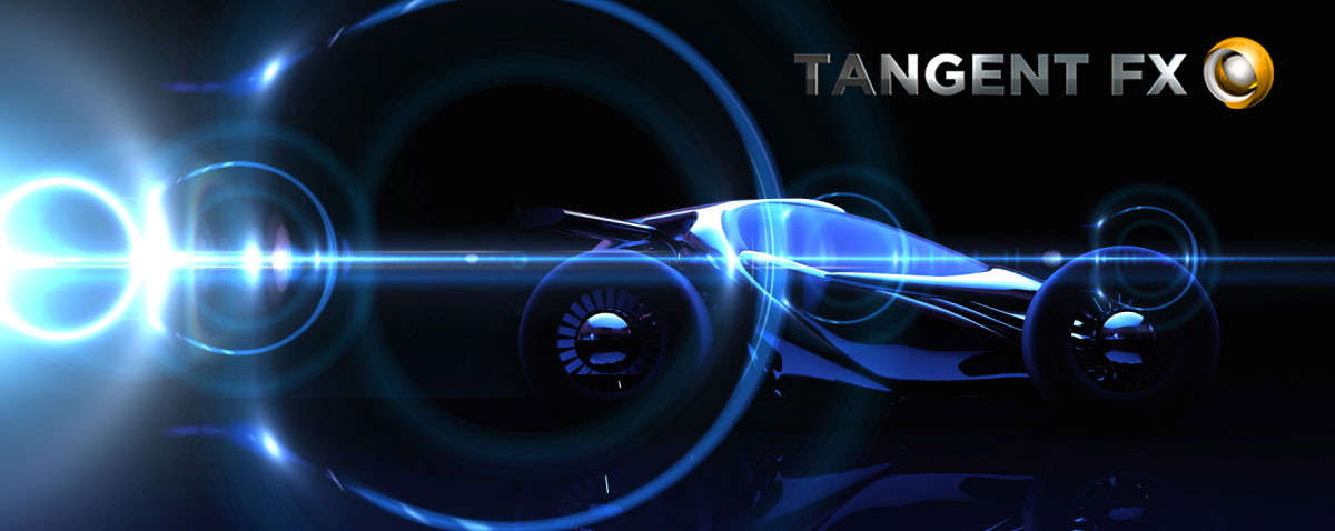 tangent light design fcpx