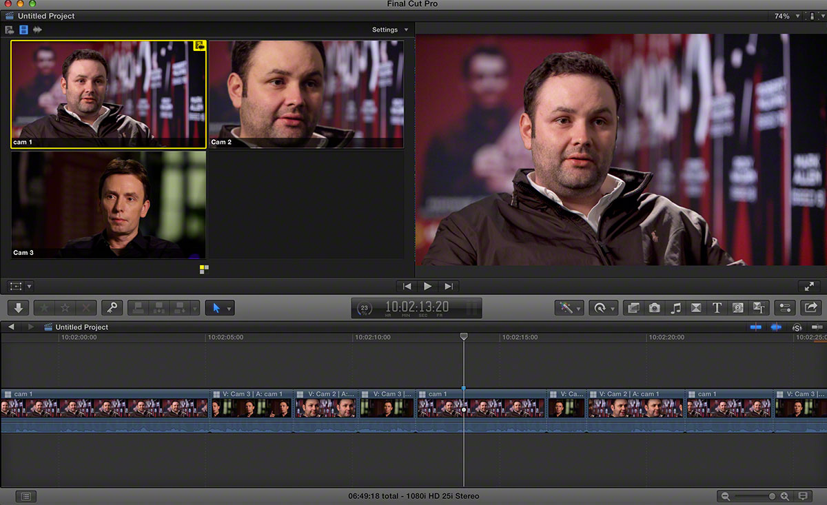 FCPX multicam 10 top tips 12