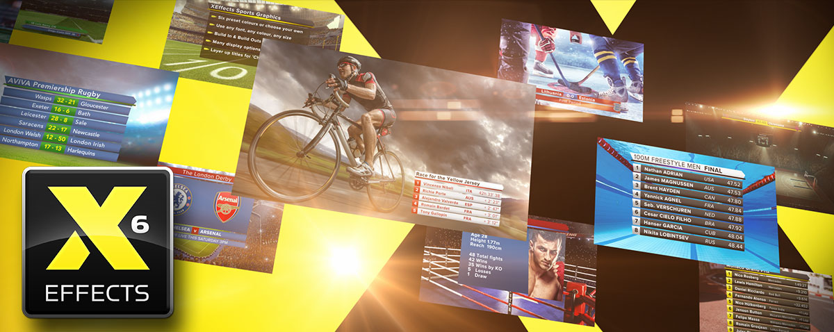xeffects sports graphics fcpx