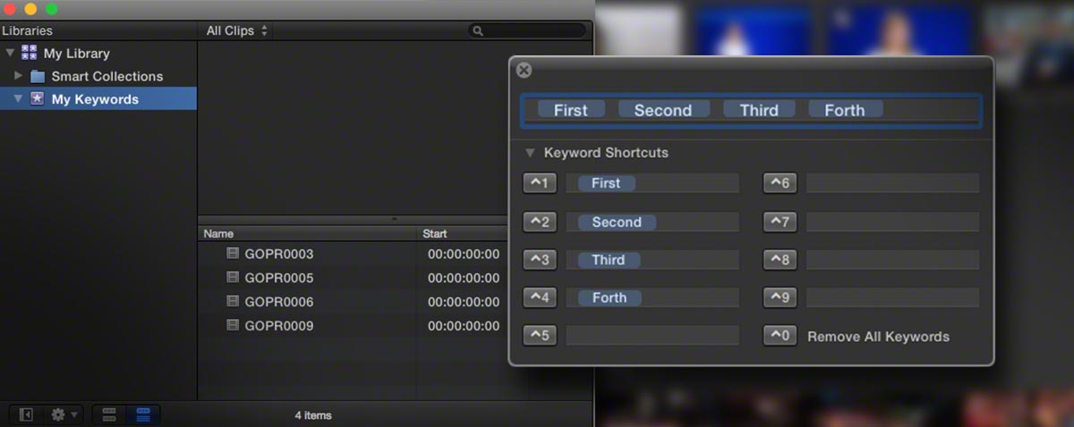 FCPX ravin keywords banner