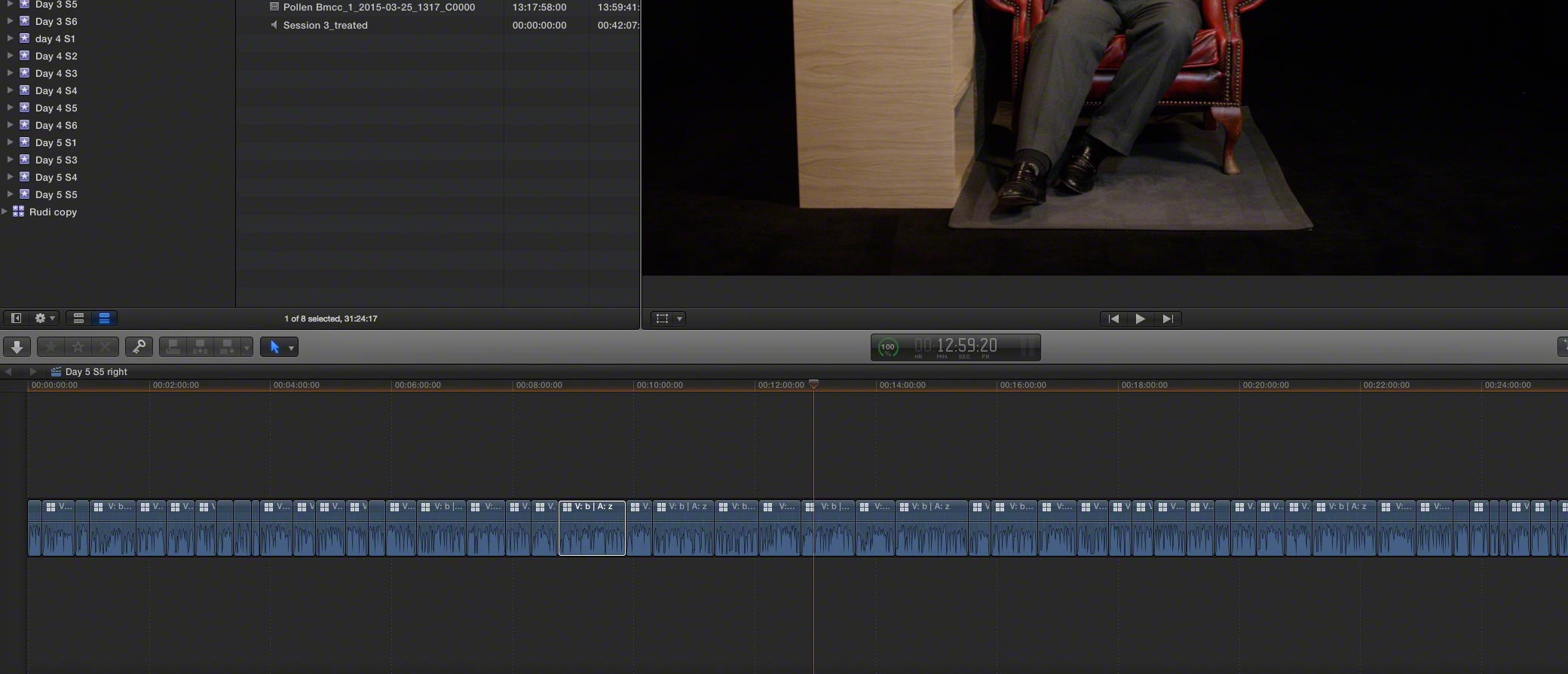 forever project fcpx 15