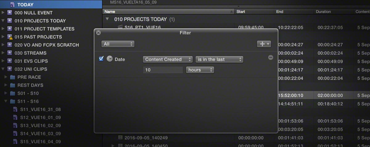 events time sensitive fcpx banner