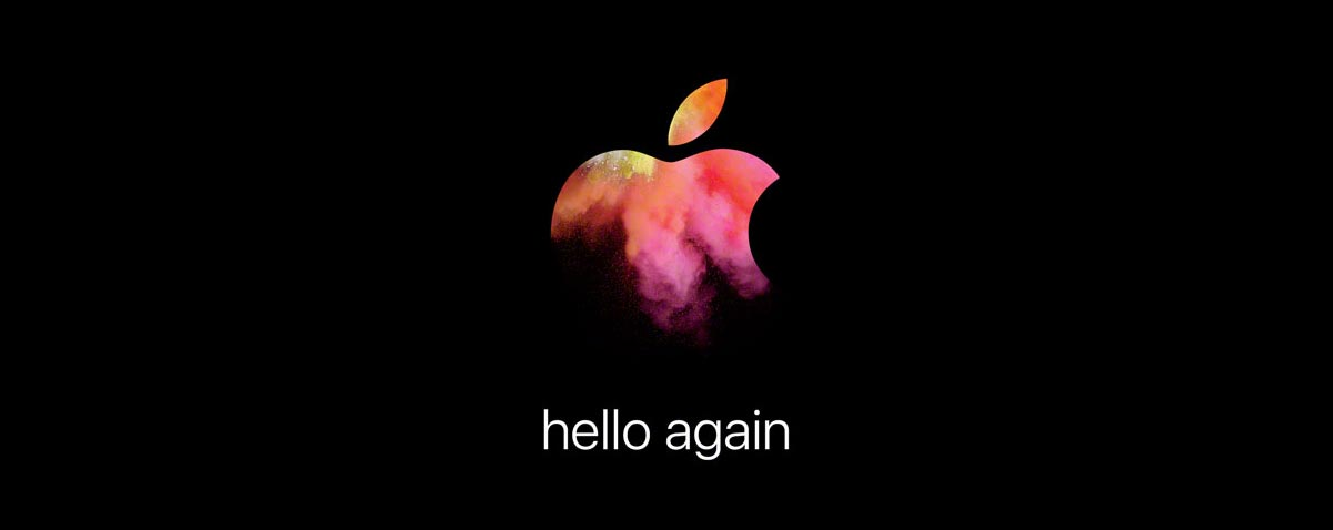 apple october event 2016