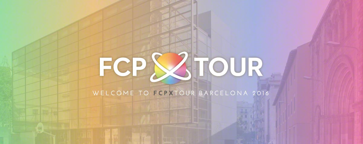 FCPXTOUR Barcelona banner 2016