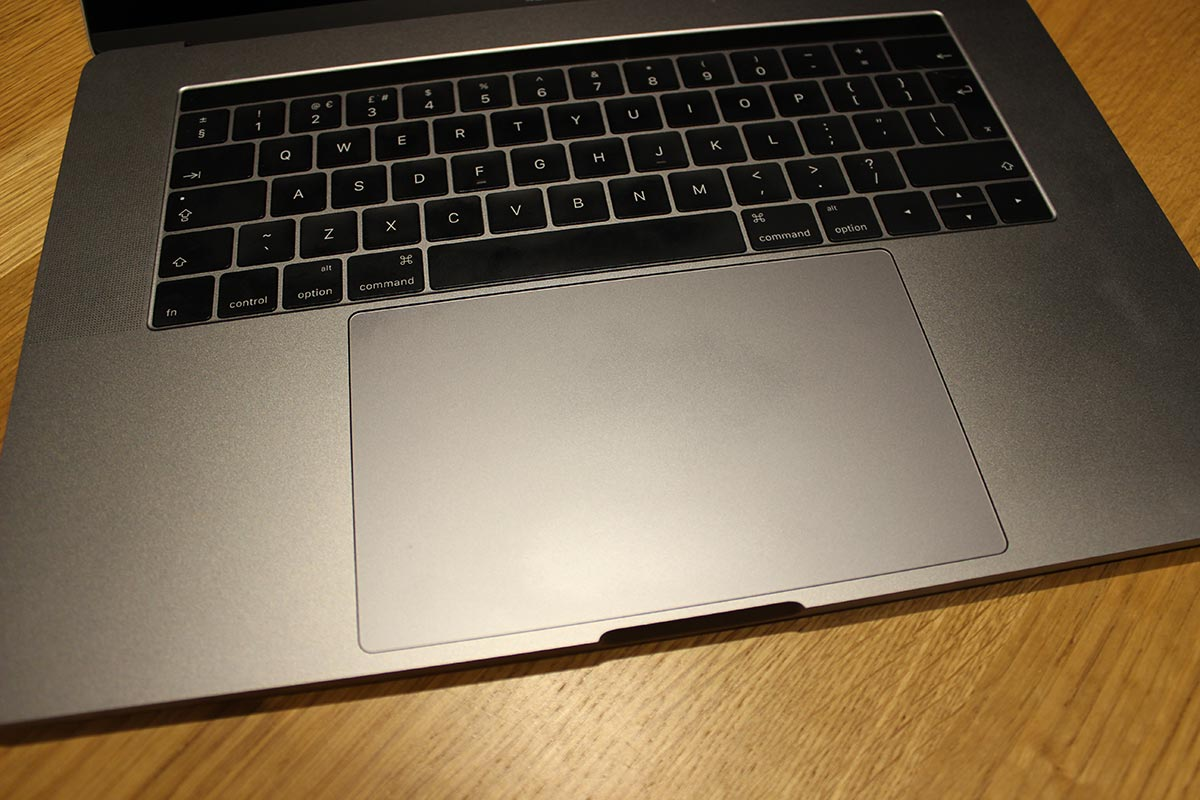 MBP touchpad