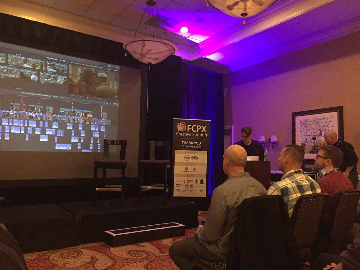 fcpx creative summit 2