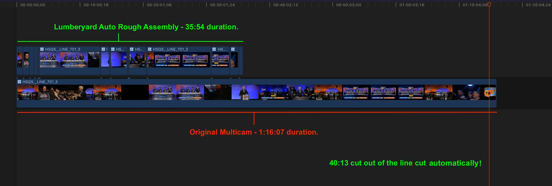 FCPX Quiz Show 21