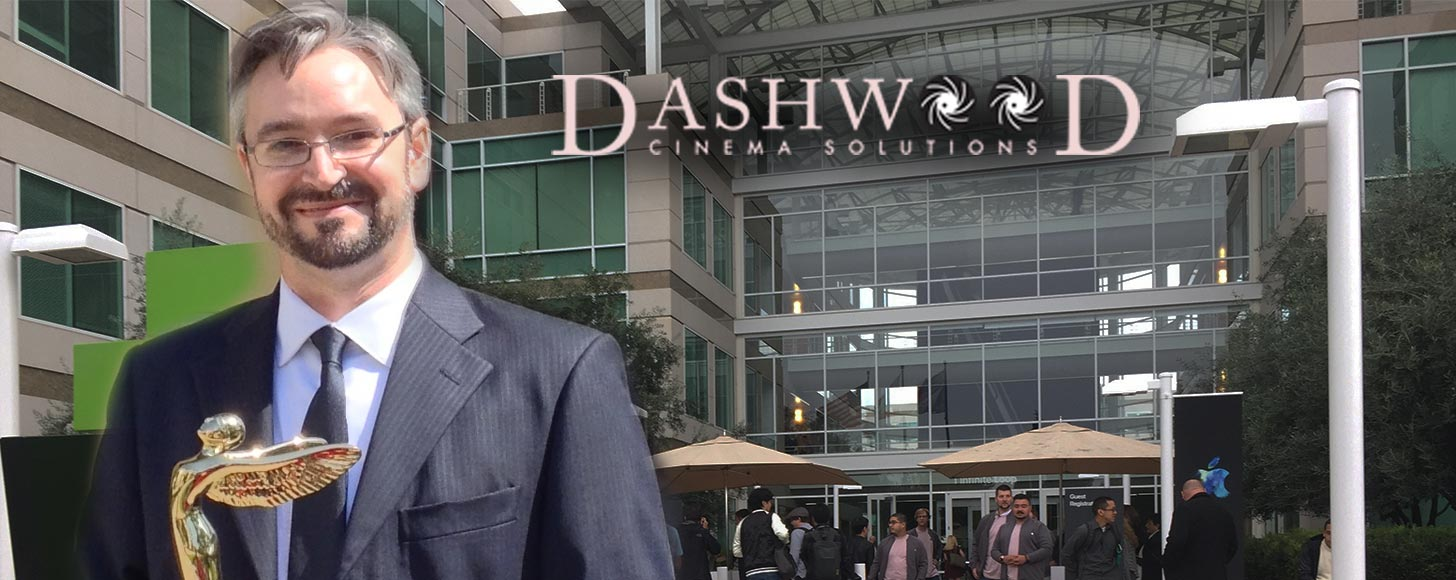 dashwood joins apple