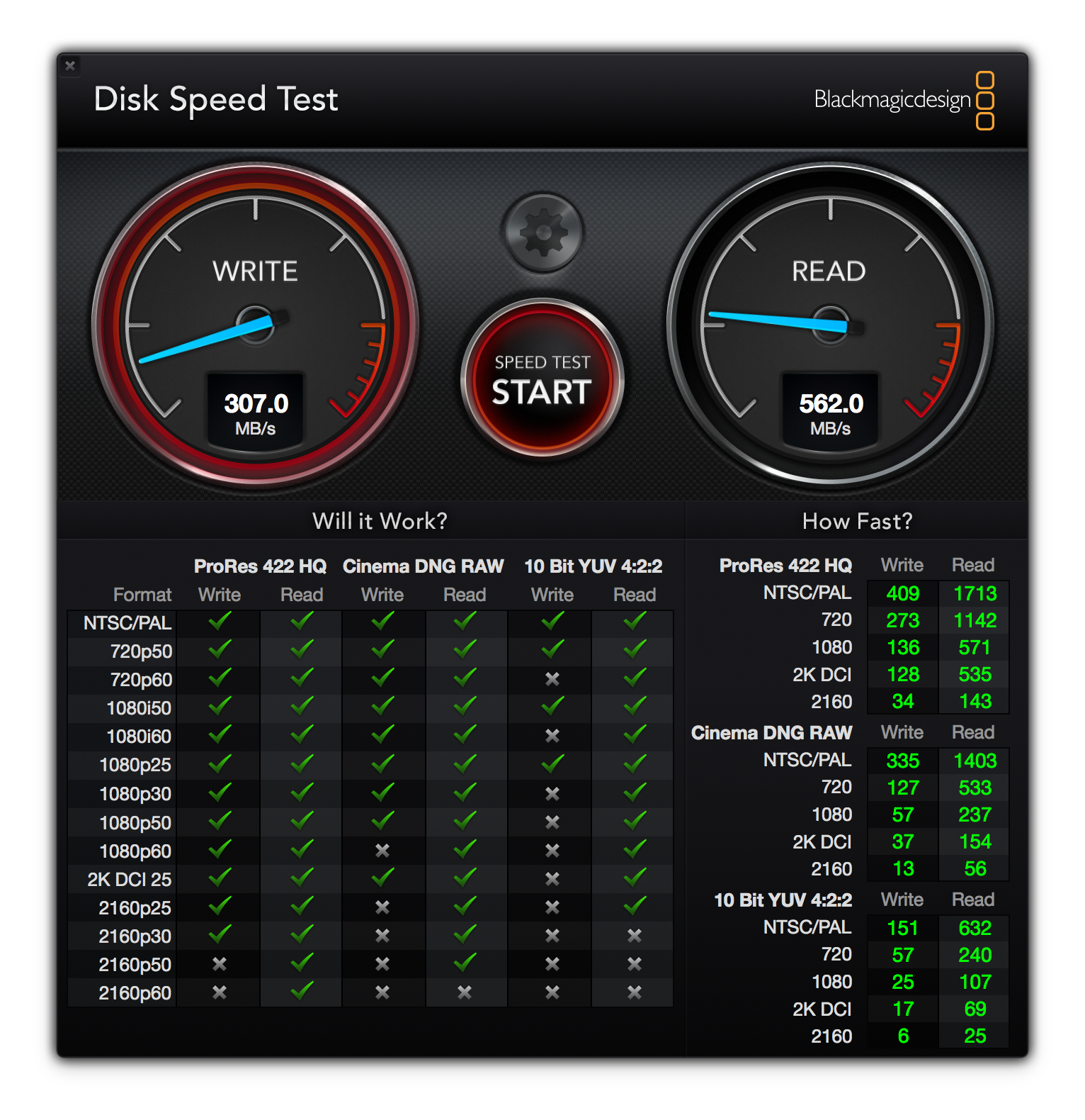 QNAP SSD on