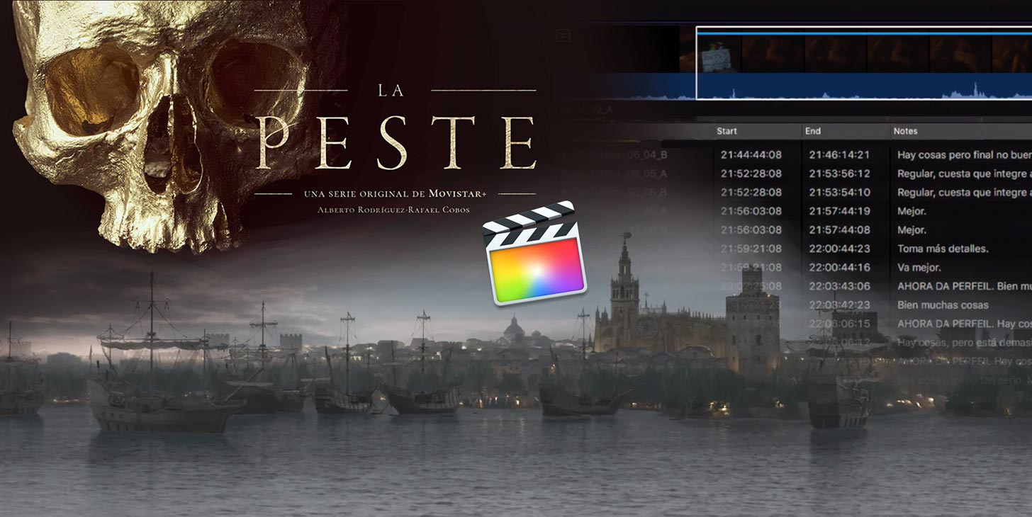 Cut With FCPX: The Prestigious Period Mystery-Thriller