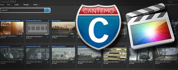 Cantemo fcpx JET