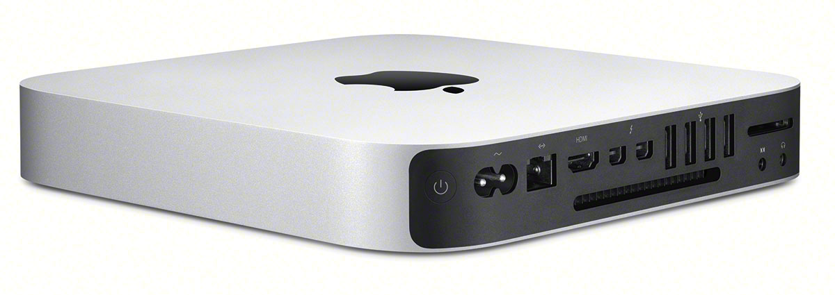 mac mini oct