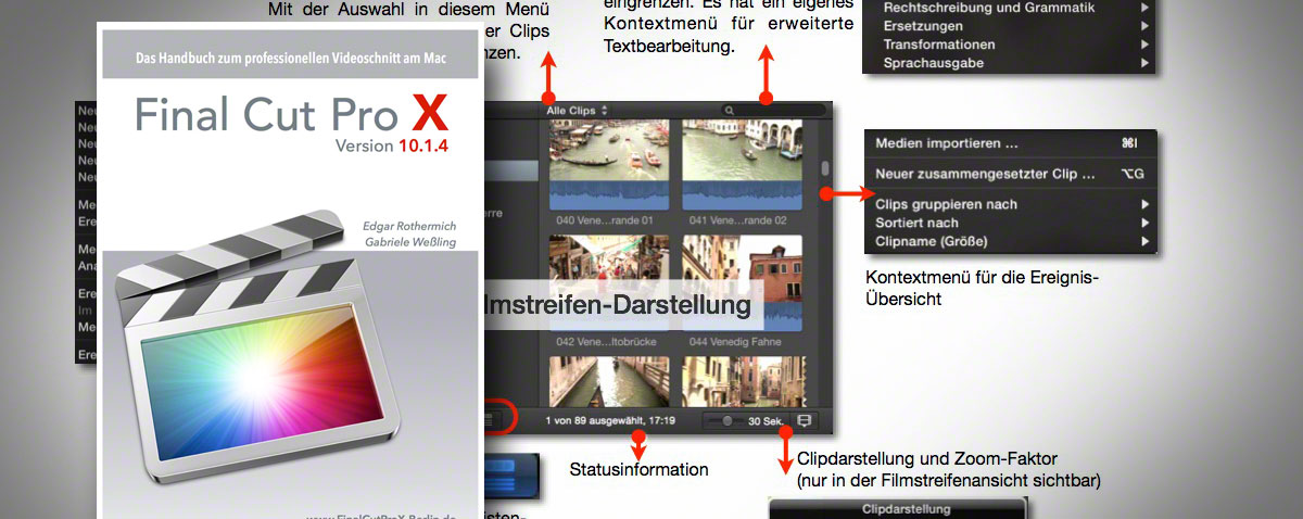 FCPX EBOOK german